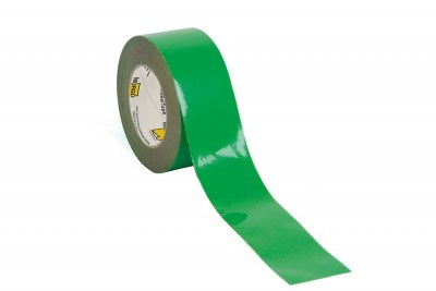 Tape Morgo Airseal Green 60mm  x 25 meter