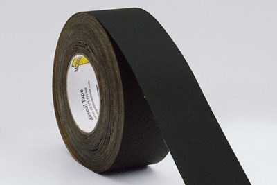 Tape Morgo Airseal Black 50mm  x 25 meter