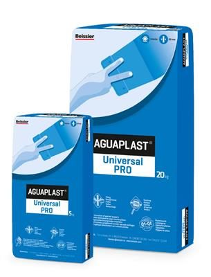 Aguaplast Universal PRO 20 Kg, Wit Filler & Finisher