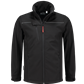Winterjas Softshell Workman Black